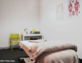 Stable Massage Melbourne CBD Treatment Room